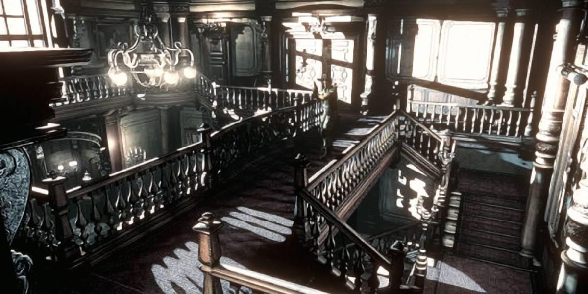 Resident Evil HD llegará a la nueva generación