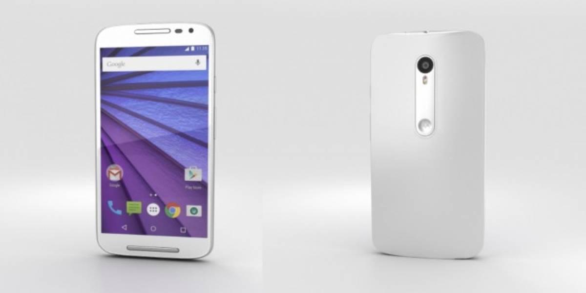 Motorola podría ofrecer personalización del Moto G 2015 con Moto Maker