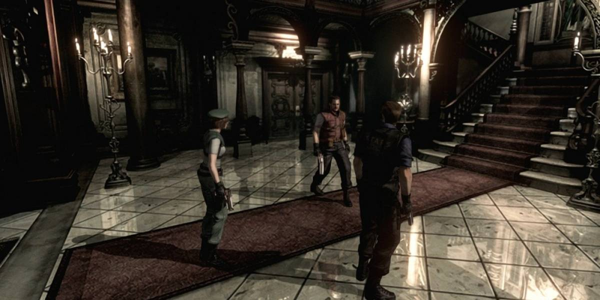 Digital Foundry pone a Resident Evil HD bajo la lupa
