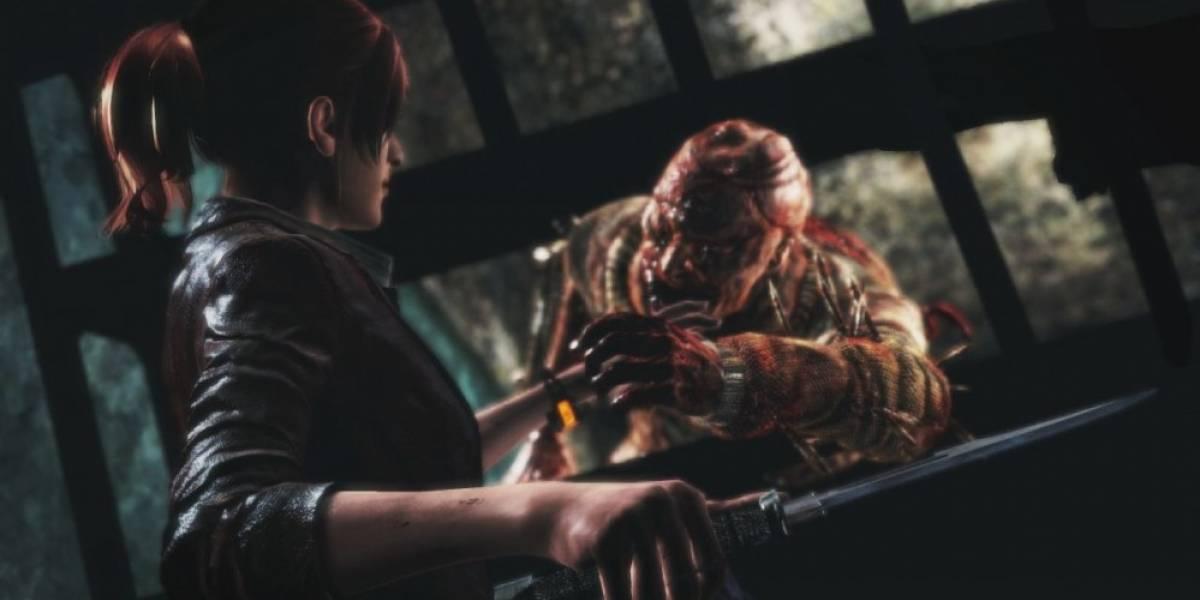 Incentivo para quienes reserven Resident Evil Revelations 2 en las consolas PlayStation