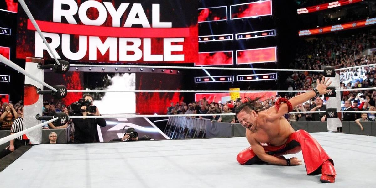 ¡Revive los momentos más emocionantes del Royal Rumble 2018!