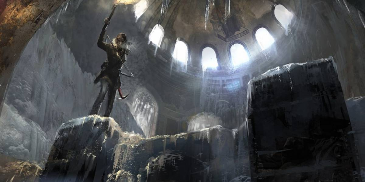Mira 14 minutos de gameplay de Rise of the Tomb Raider