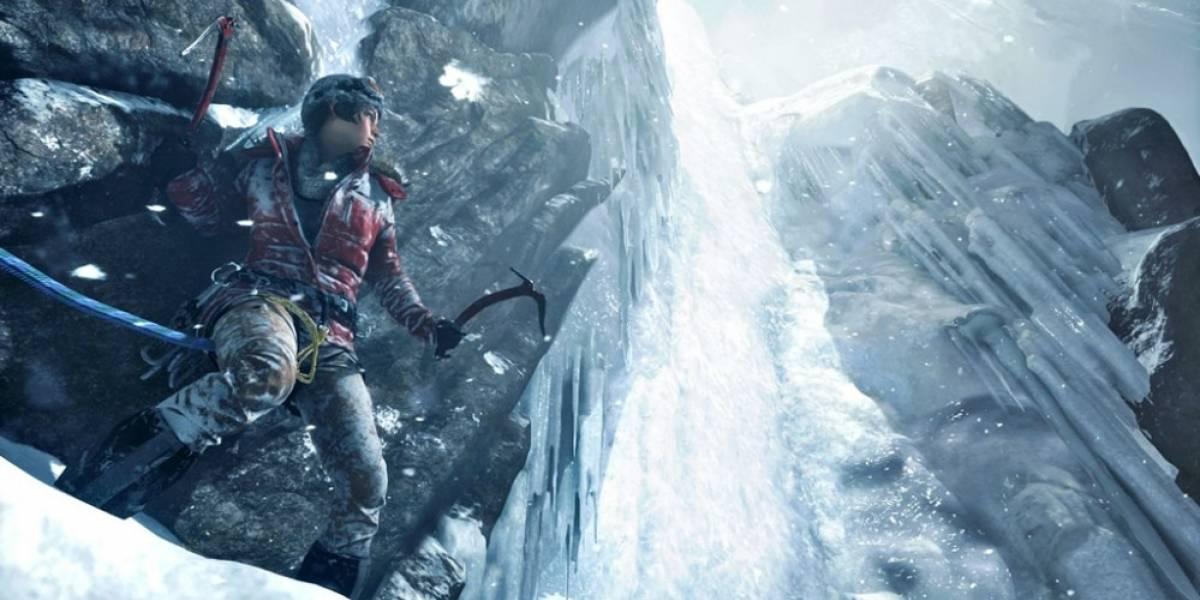 Esta es la primera demostración de gameplay de Rise of the Tomb Raider #E32015
