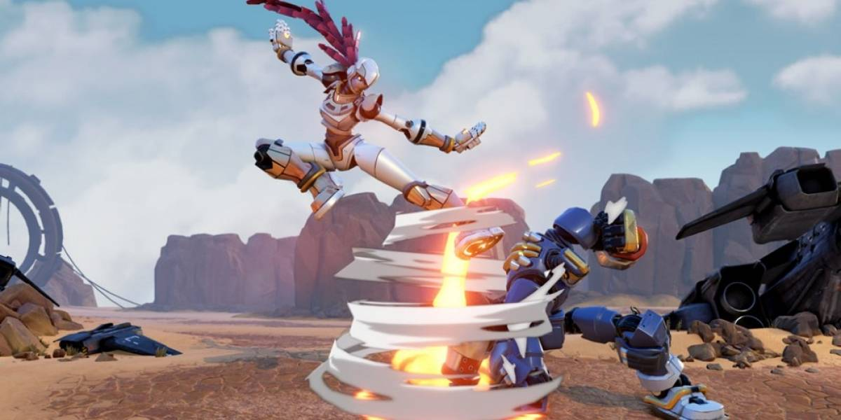 Rising Thunder, un juego de peleas free-to-play exclusivo de PC
