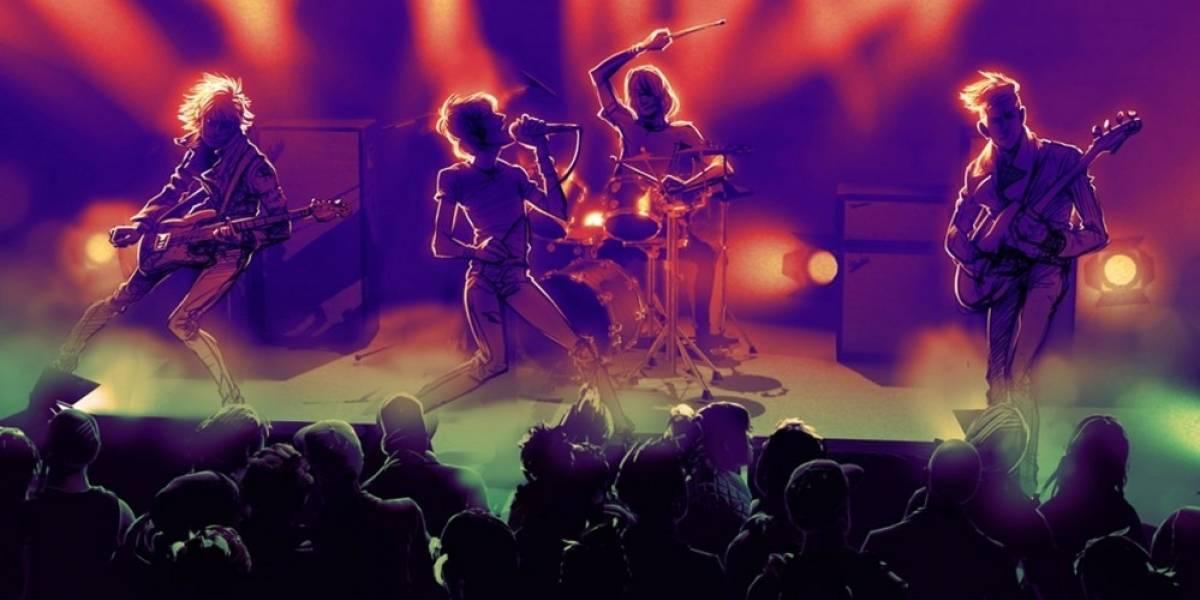 Rock Band 4 recibirá importante actualización en diciembre