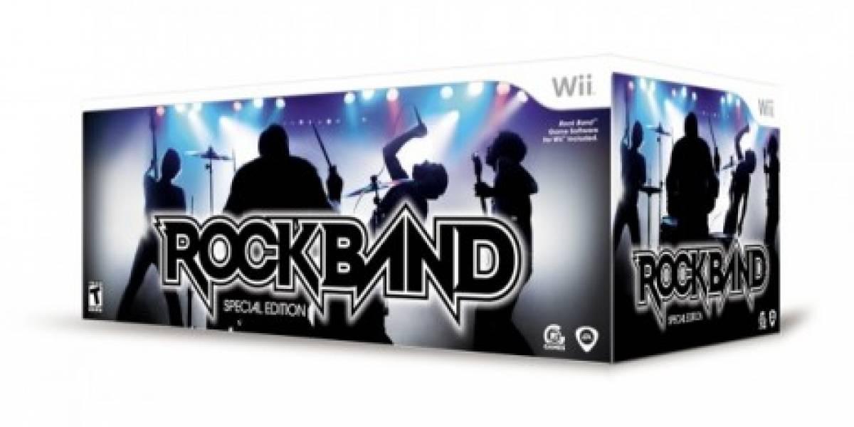 Journey y Oasis se unen a Rock Band para la Wii