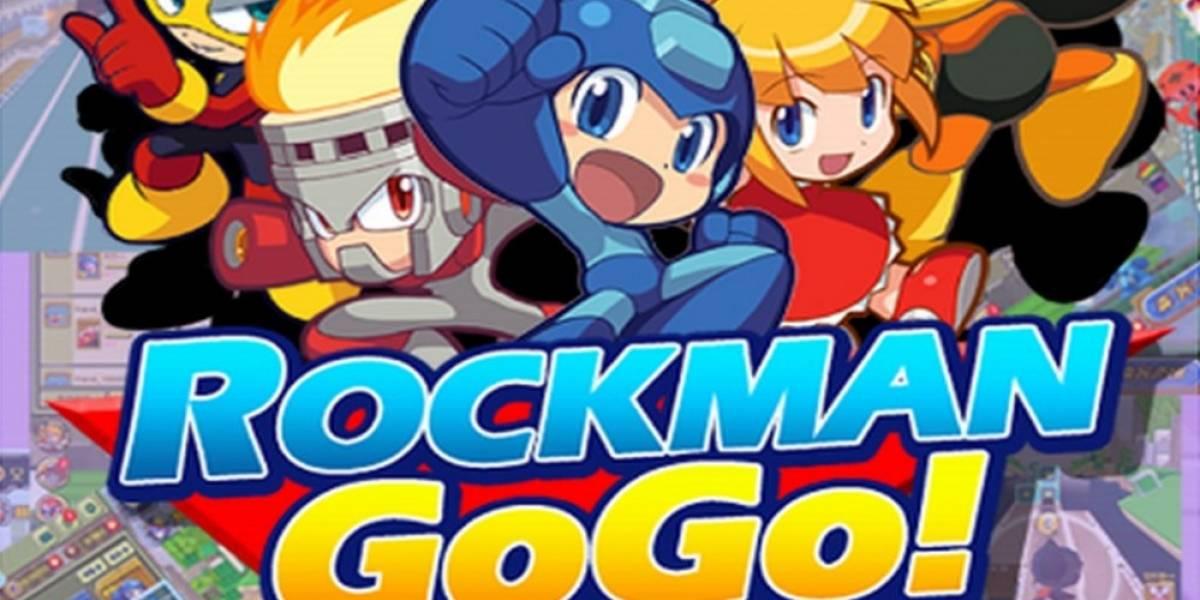 Rockman Go Go es... un nuevo Mega Man