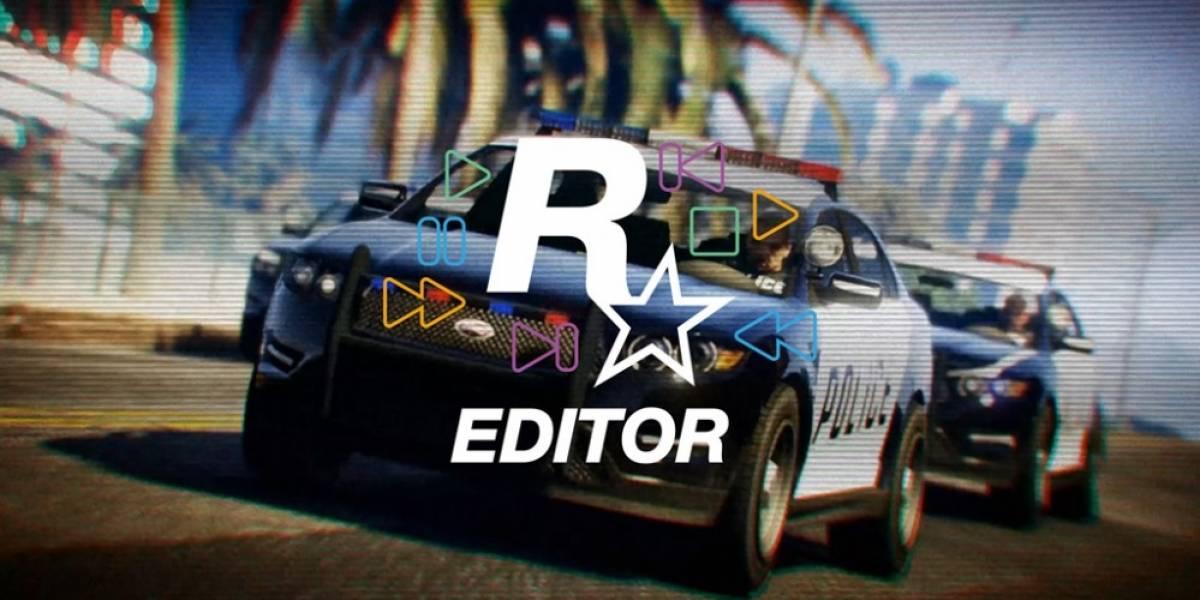La web se llena con los primeros videos hechos con el editor de GTA V