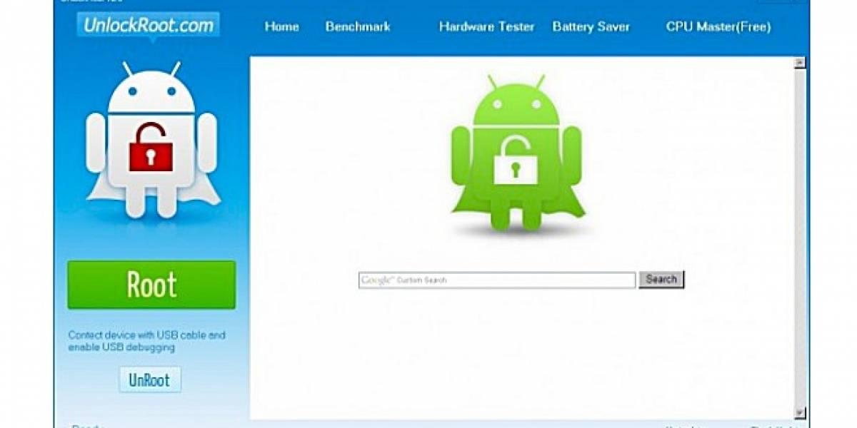 Rootea cualquier dispositivo Android con 1 solo click