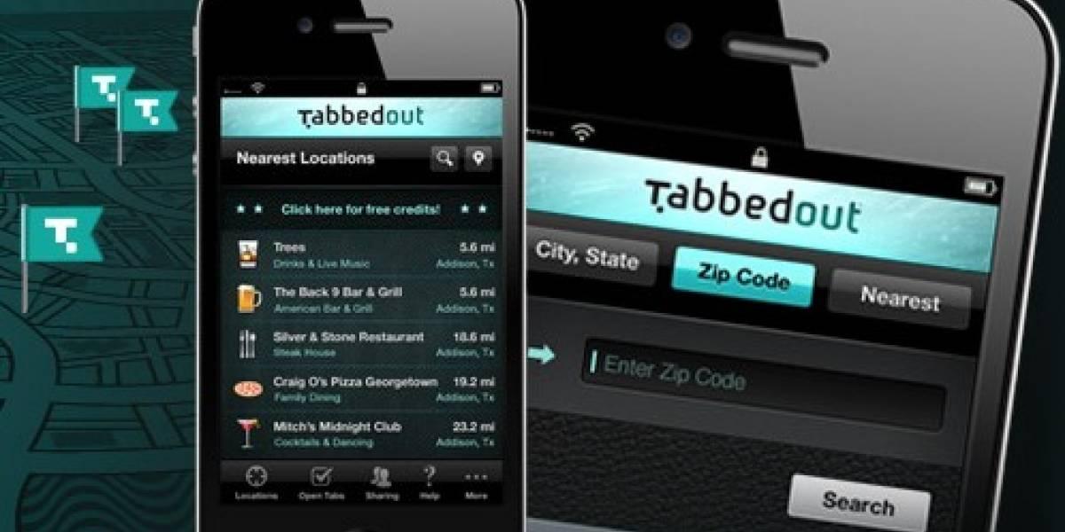 Tabbedout, un servicio de pago móvil que crece
