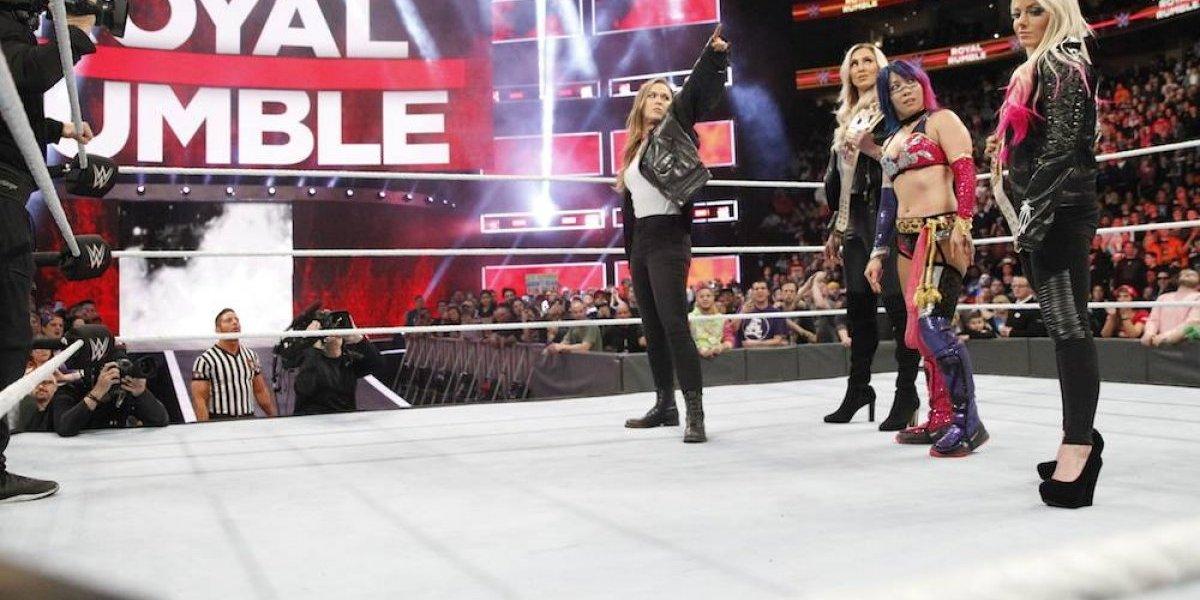 Ronda Rousey se incorporará a WWE