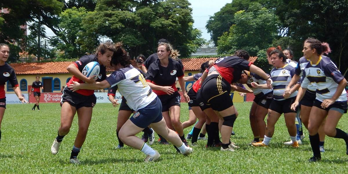 Rugby feminino ganha calendário fixo em São Paulo