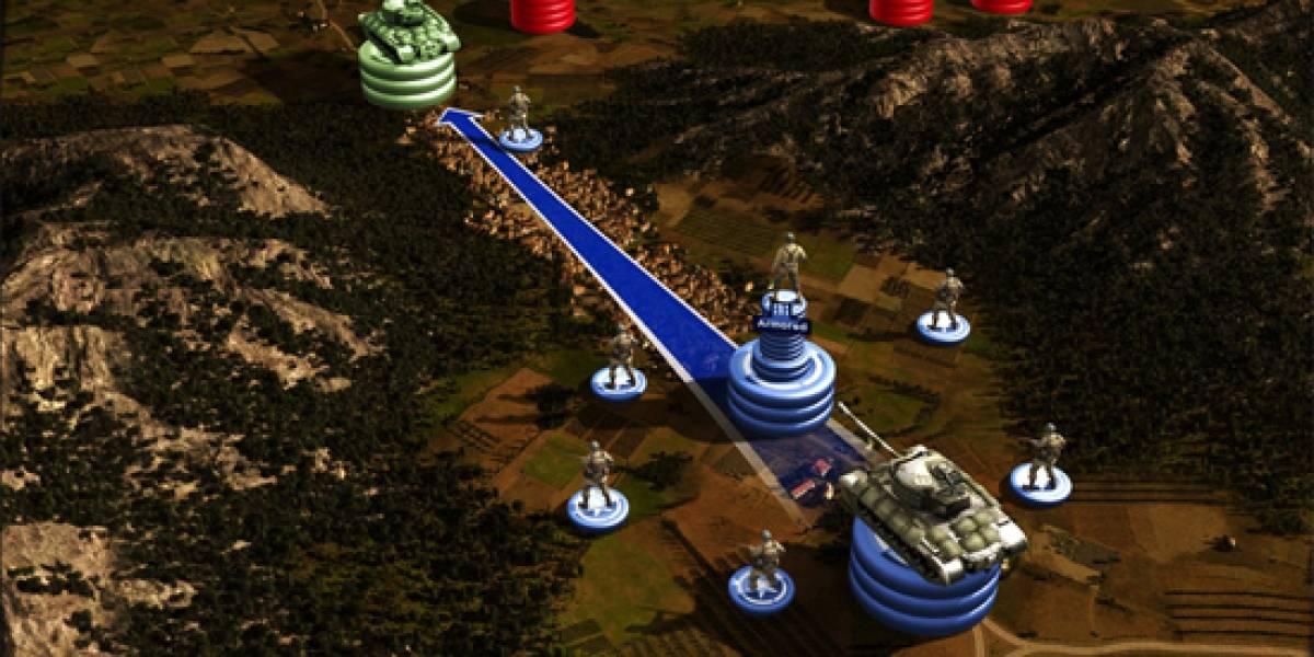 GDC09: Ubisoft anuncia R.U.S.E, un nuevo RTS multiplataformas
