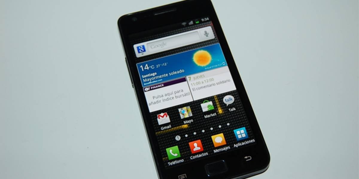 Uno de cada cuatro coreanos tiene un Samsung Galaxy S II