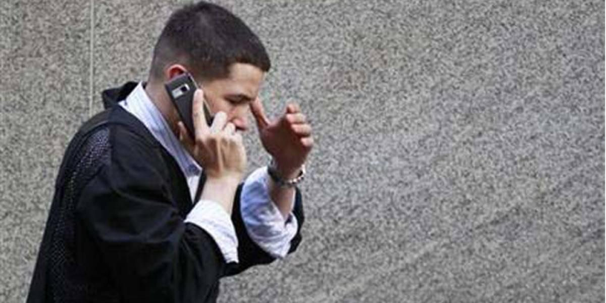 Uso intensivo del smartphone estaría ocasionando un trauma entre los usuarios