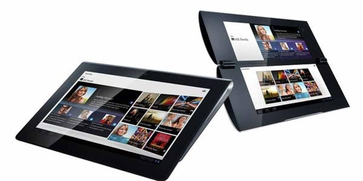 Sony lanzará sus tablets S1 y S2 en Septiembre