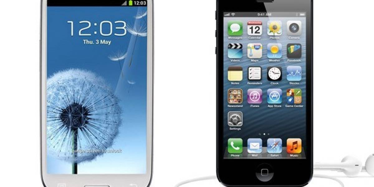 Samsung Galaxy SIII aplasta al iPhone 5 en benchmarks