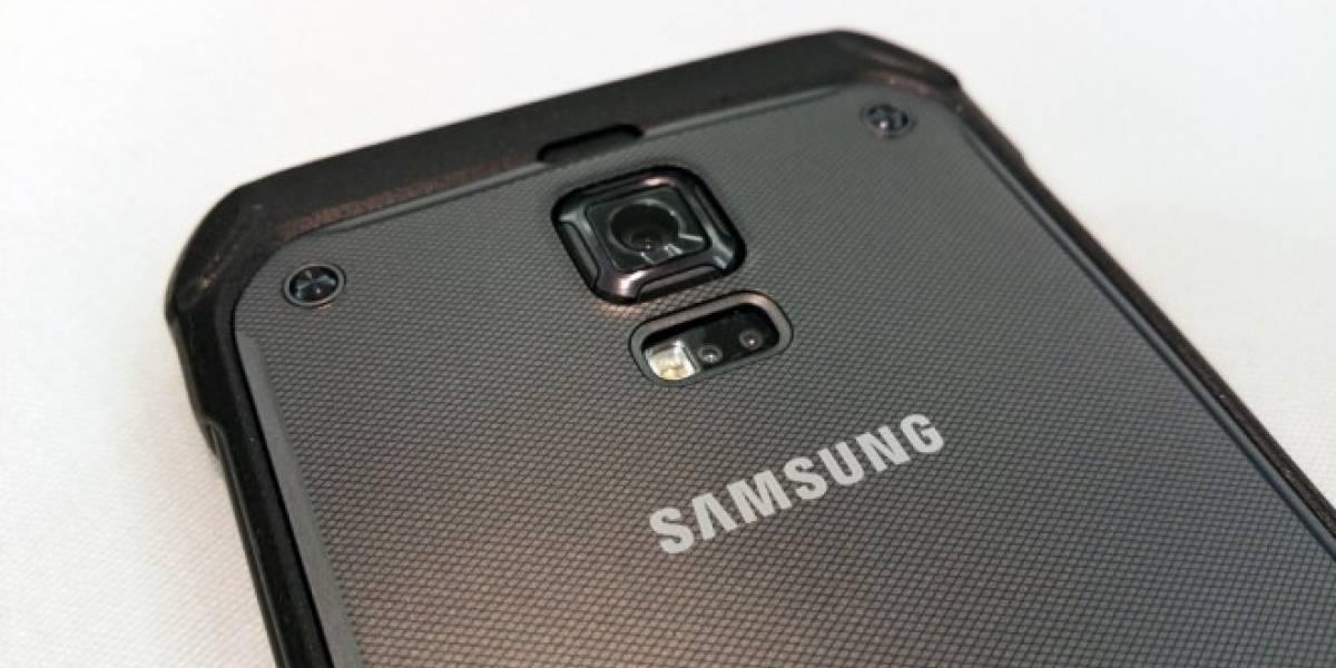 Samsung Galaxy S6 Active tendría ranura microSD y batería removible