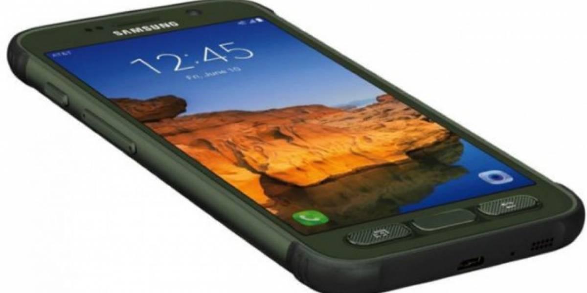 Samsung presenta de forma oficial nuevo Galaxy S7 Active