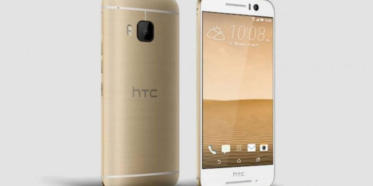 HTC anuncia el One S9, un nuevo gama media premium