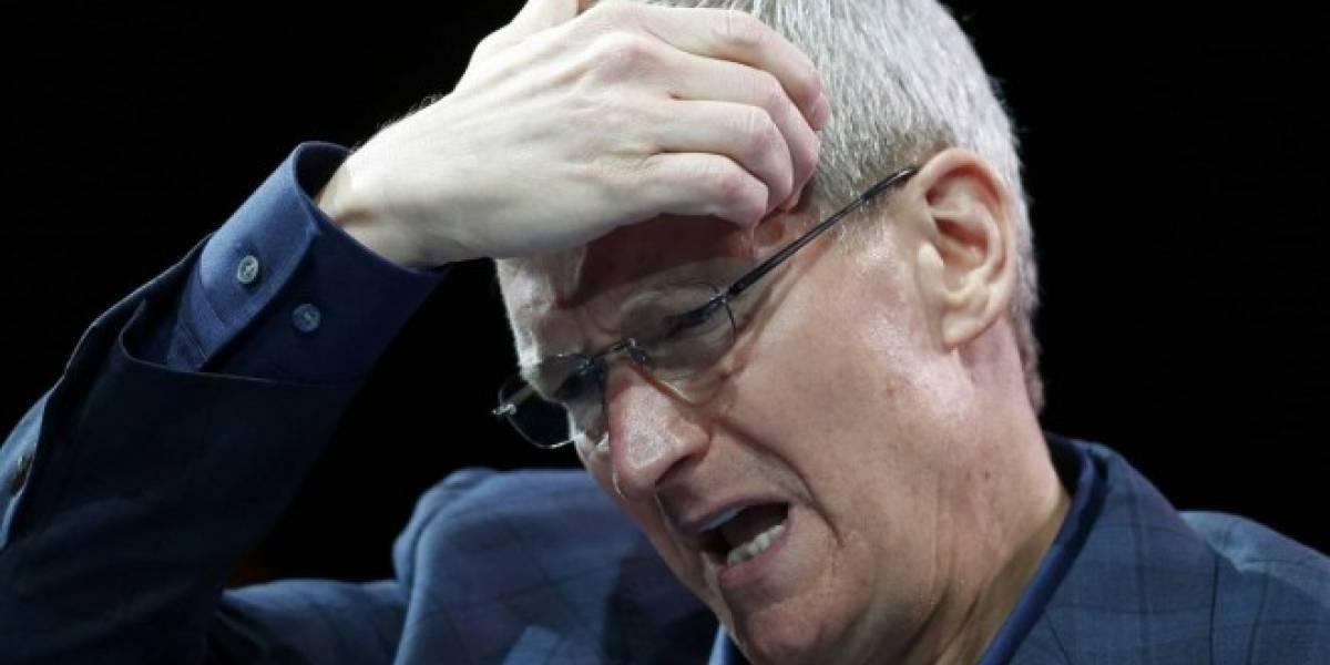 Apple ya estaría preparado para una baja en las ventas del iPhone 7