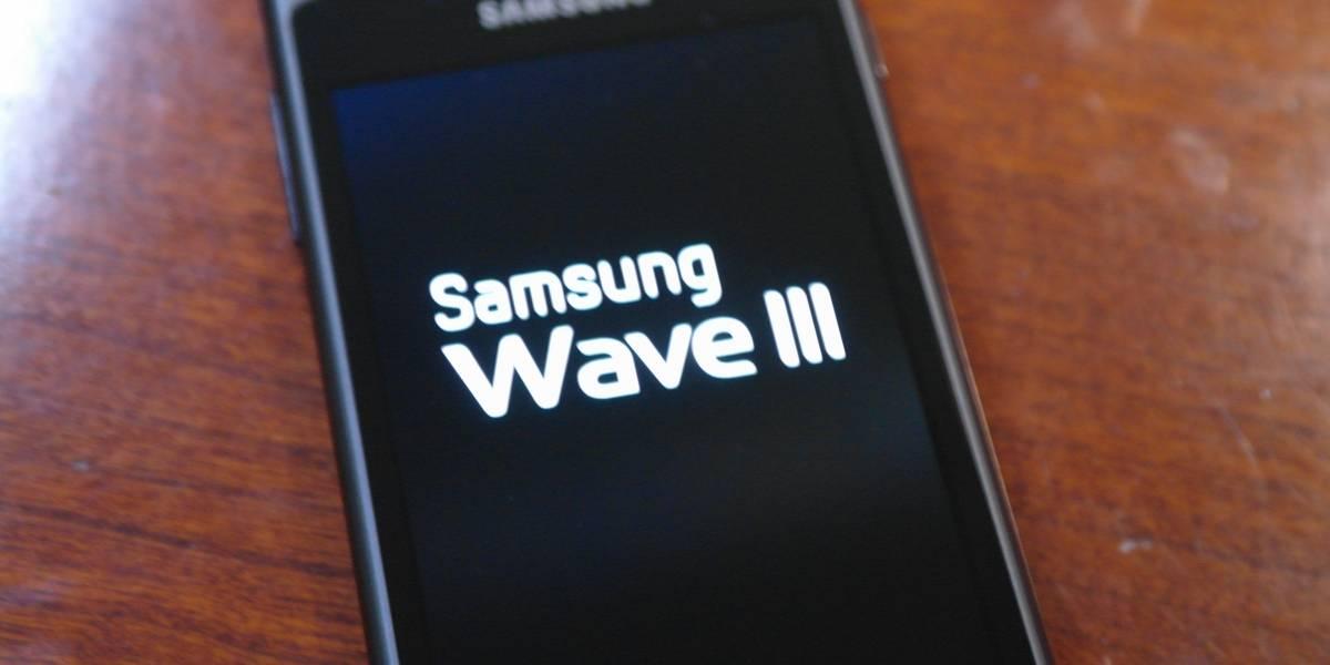 A Primera Vista: Samsung S8600 - Wave III