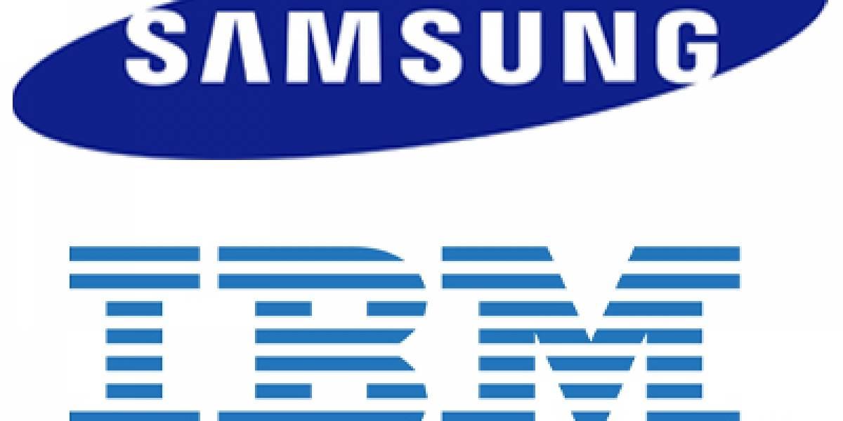 IBM y Samsung desarrollarán en conjunto tecnología para chips más eficientes