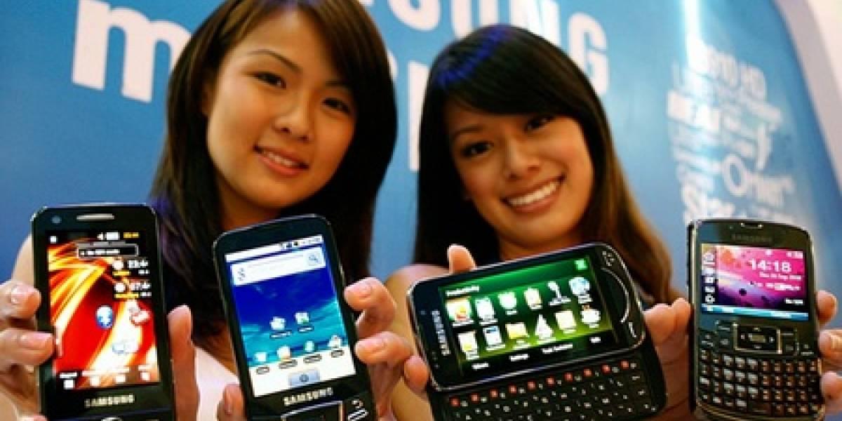 Samsung logra ganancias récord gracias a venta de smartphones