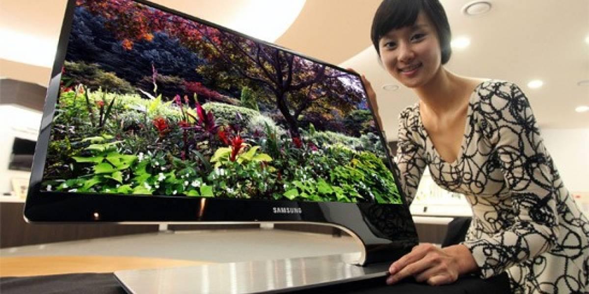 Samsung dice que venderá 10 millones de TVs 3D este año