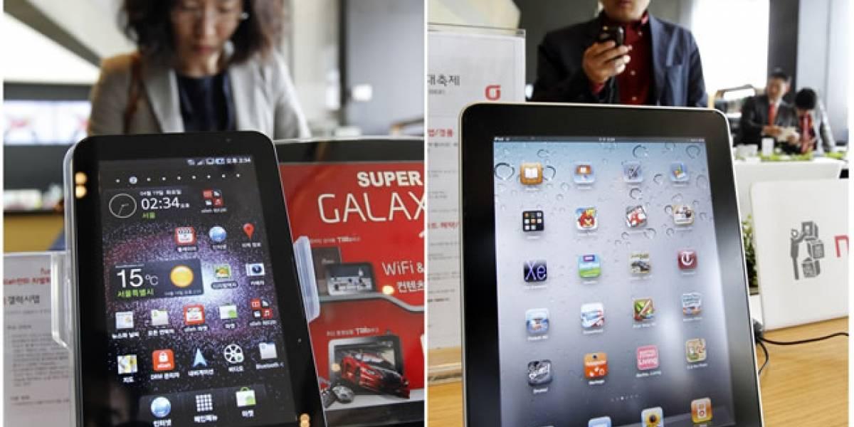 La historia sin fin: Samsung solicita que Apple muestre sus futuros productos