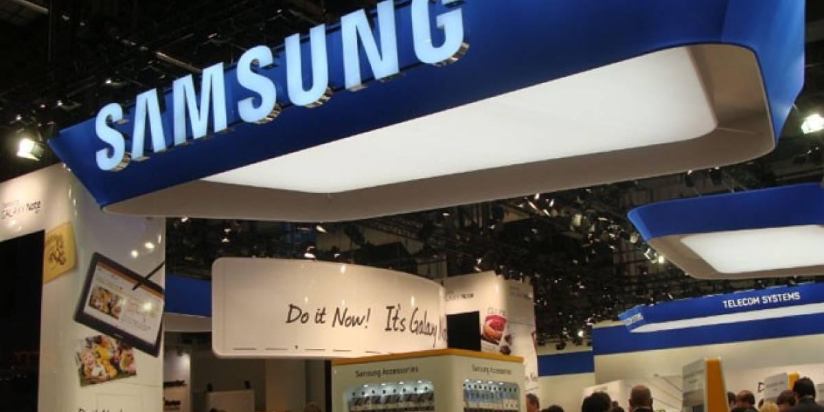 Samsung patenta teléfono que emite aromas