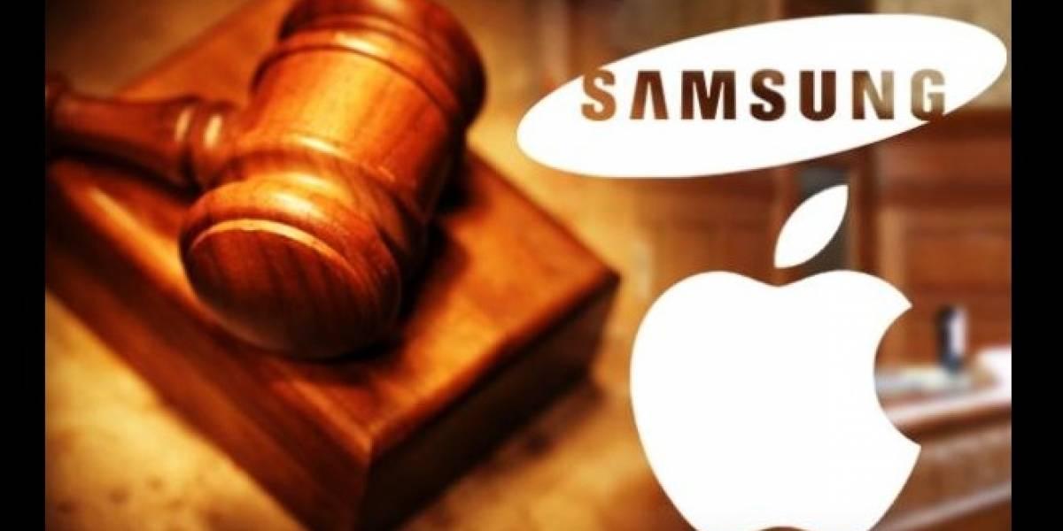 Samsung afirma que la conducta del jurado fue incorrecta