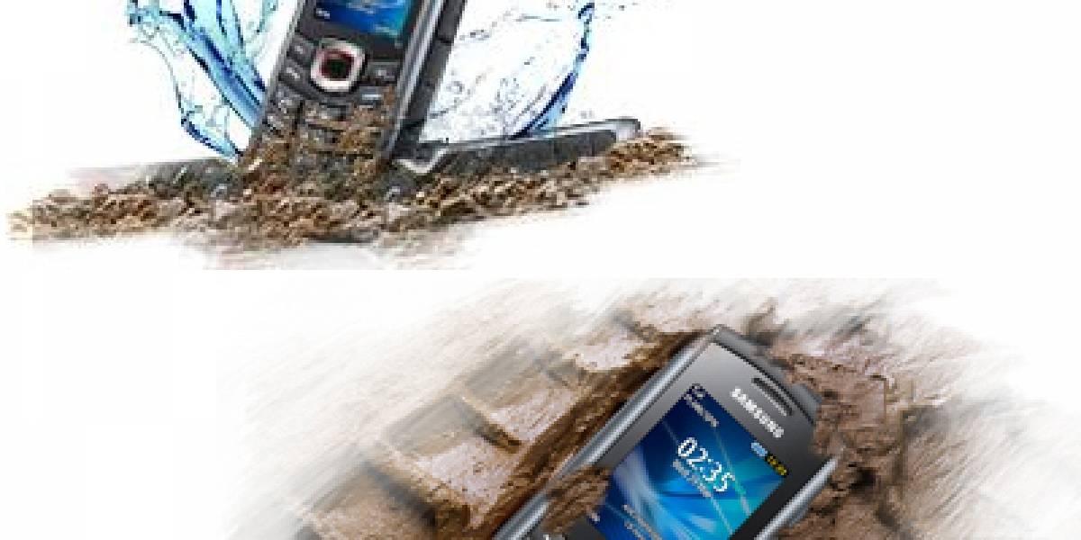 B2710: El todoterreno de Samsung aterriza en España