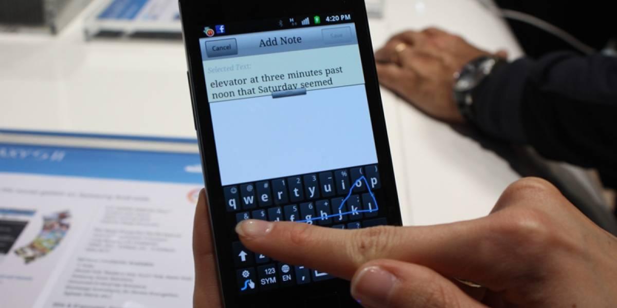 MWC2011: Samsung Galaxy S II a primera vista [Actualizado con video]