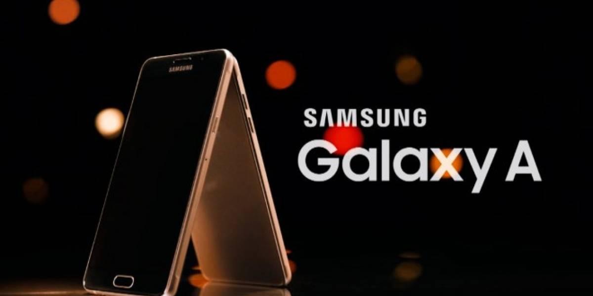 Samsung libera vídeo promocional de su línea Galaxy A para 2016