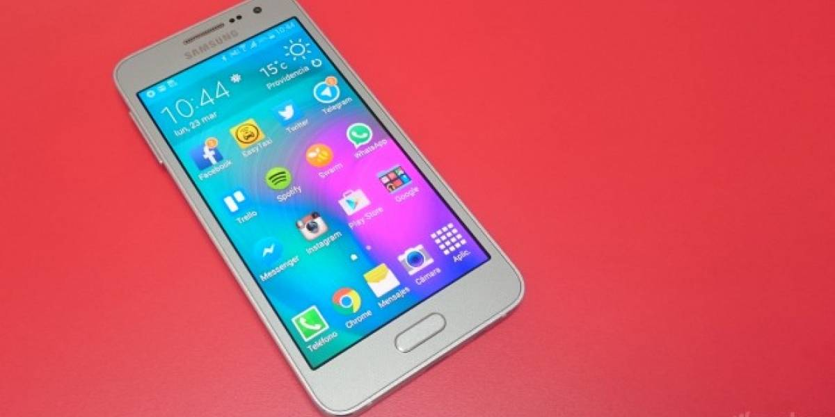 Review Samsung Galaxy A3 [W Labs]