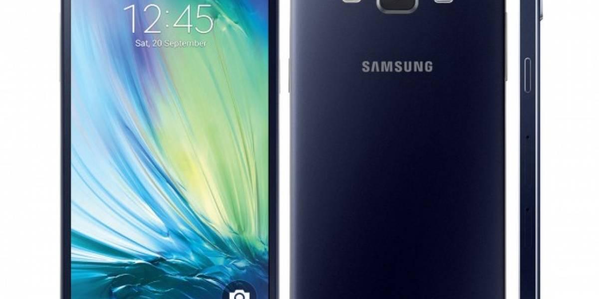 En Samsung preparan sucesores para el Galaxy A3, A5 y A7