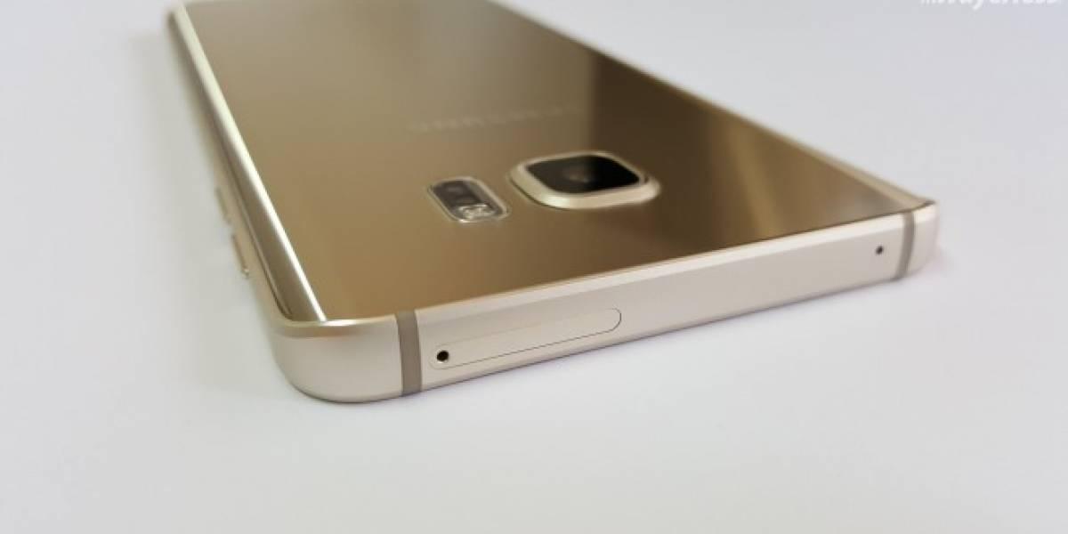 Así podrían ser las nuevas cámaras de los Samsung Galaxy