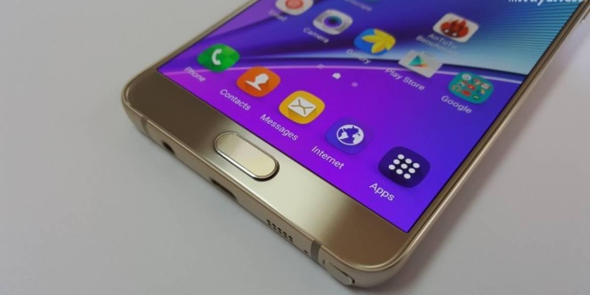 Samsung quiere que TouchWiz sea más responsivo que iOS en el Galaxy S7