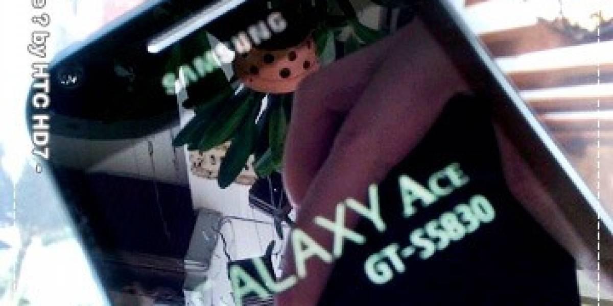 """""""Galaxy Ace"""" podría ser el próximo smartphone de Samsung"""