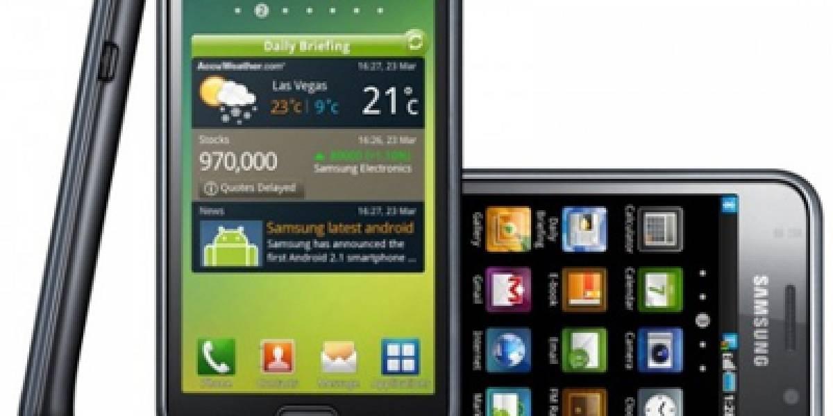 Samsung ya ha vendido 5 millones de Galaxy S