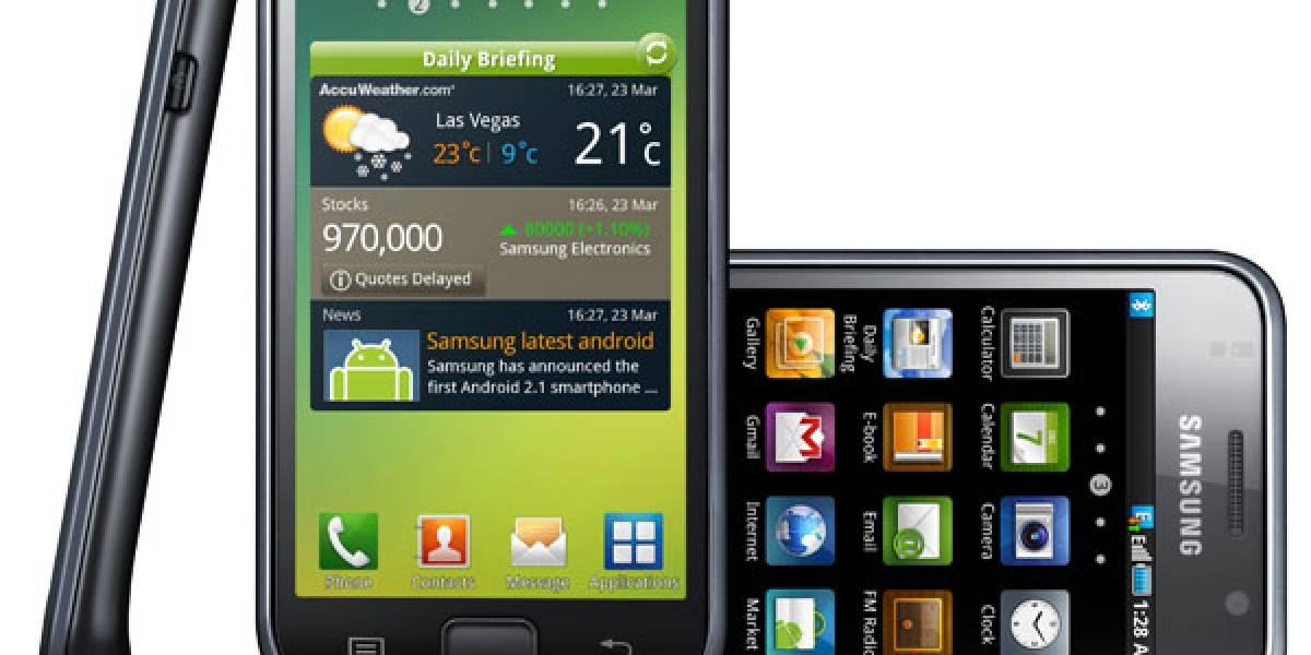 El sucesor del Samsung Galaxy S podría anunciarse el próximo mes