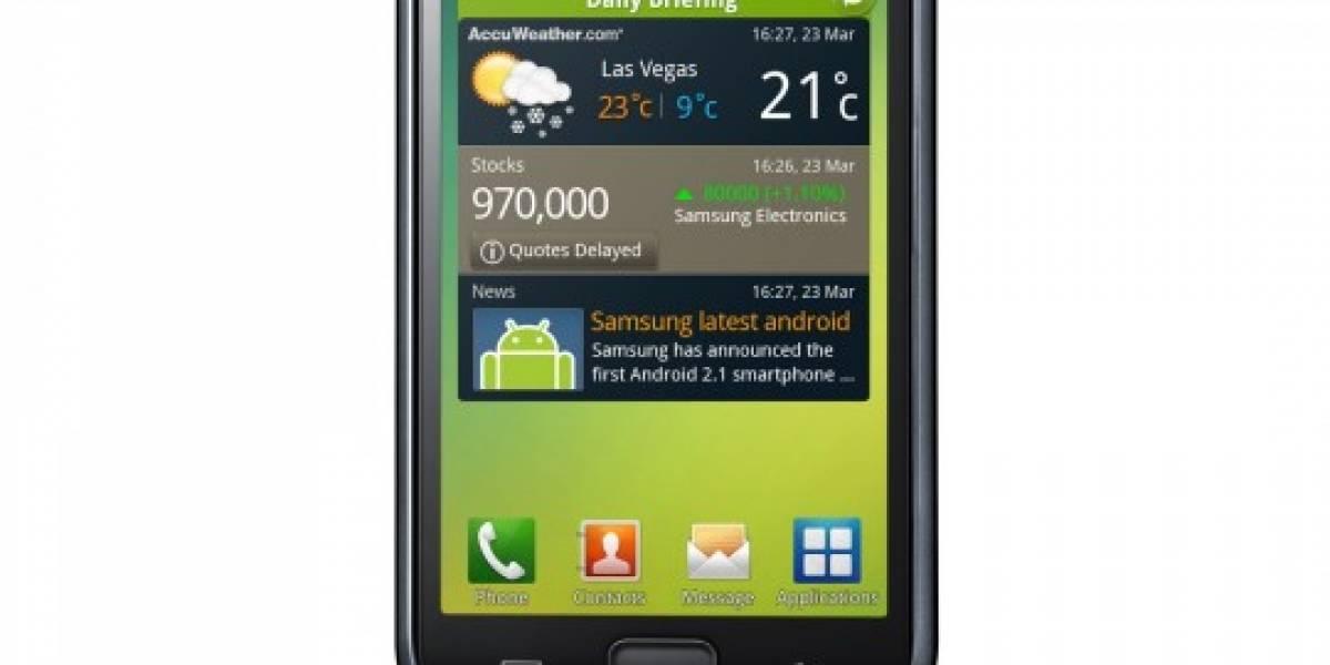 Samsung ya ha vendido 3 millones de Galaxy S en Estados Unidos