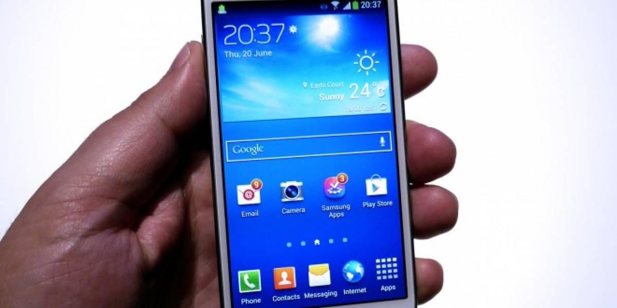 Samsung se defiende ante el escándalo de los benchmarks del Galaxy S4