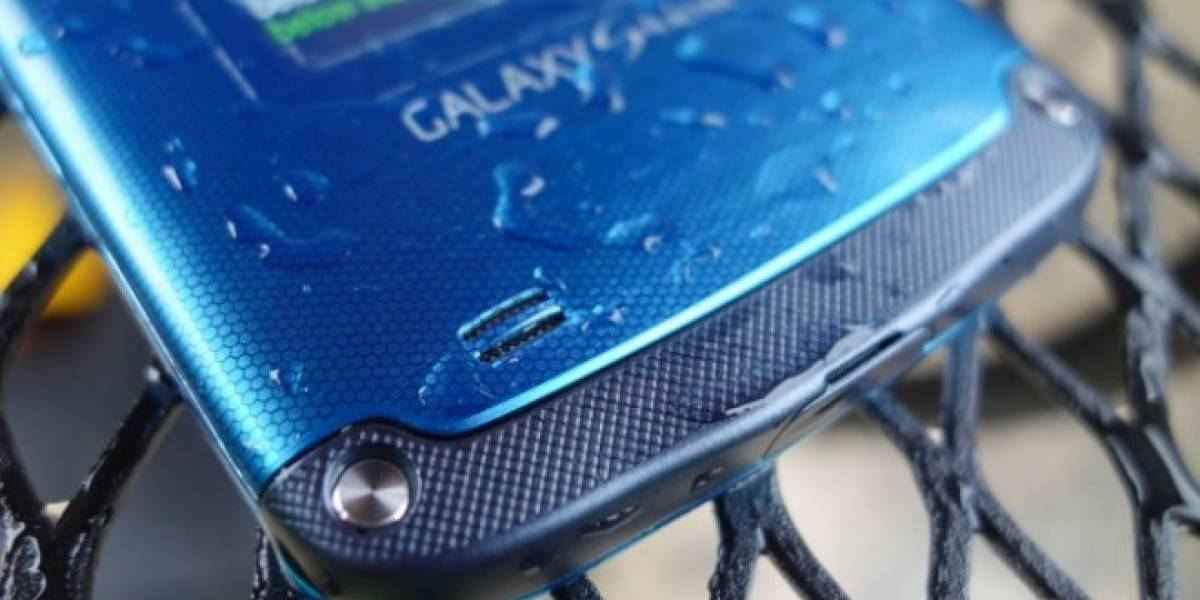 Este podría ser el Samsung Galaxy S6 Active