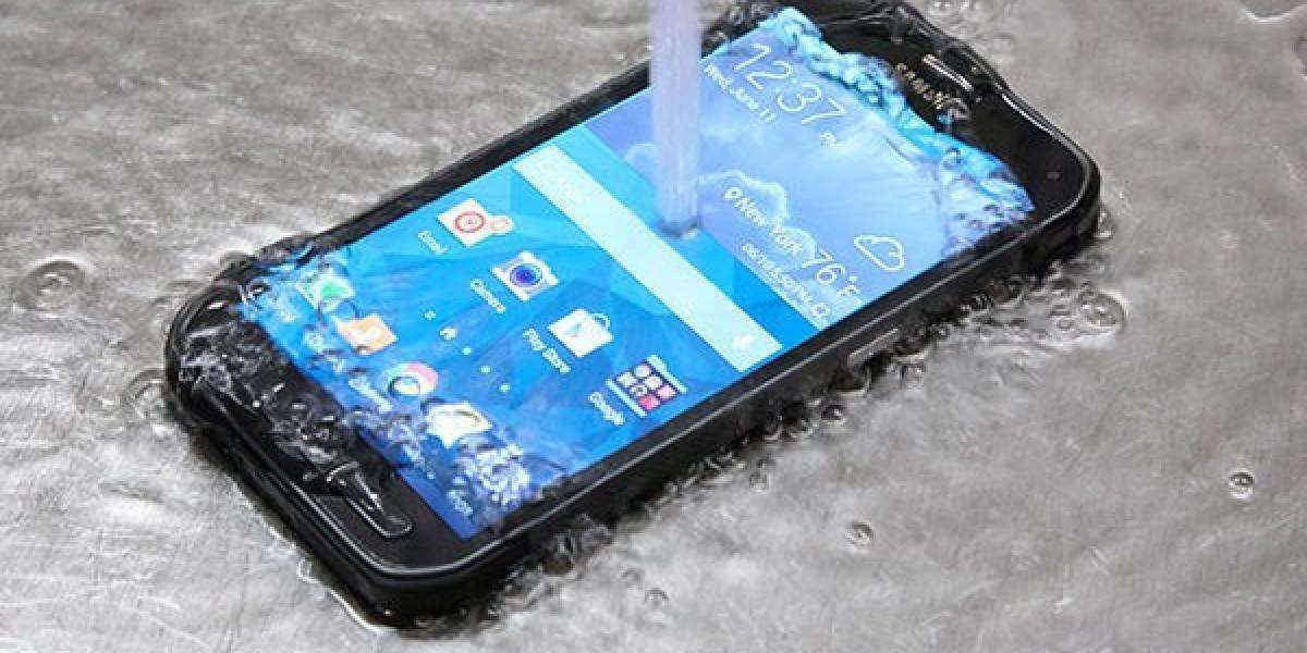 Filtran nueva imagen del Samsung Galaxy S6 Active