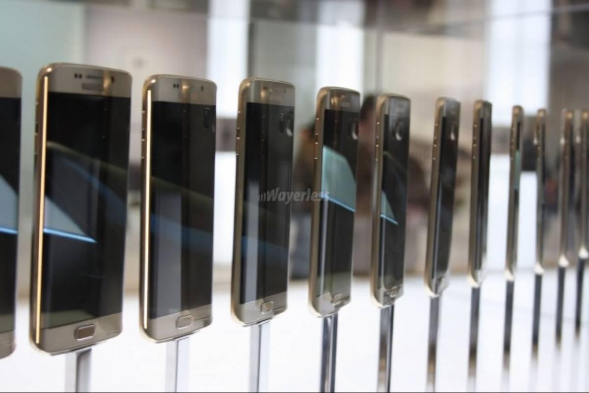 Samsung Galaxy S7 y LG G5 vendrían con reconocimiento ocular