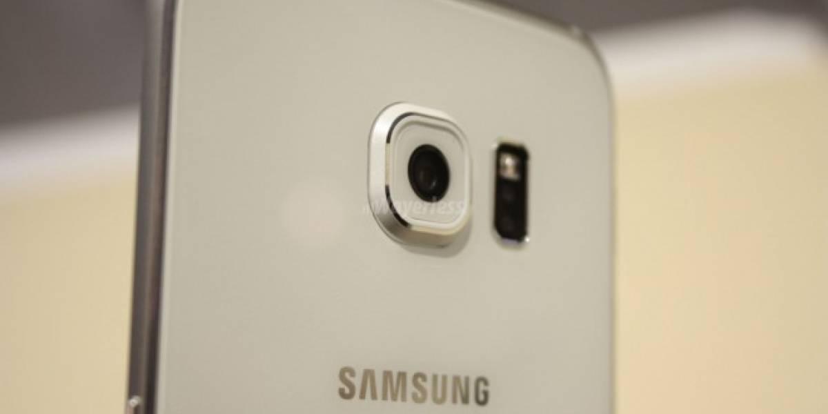 Usuarios reportan fallos en el Flash LED del Samsung Galaxy S6