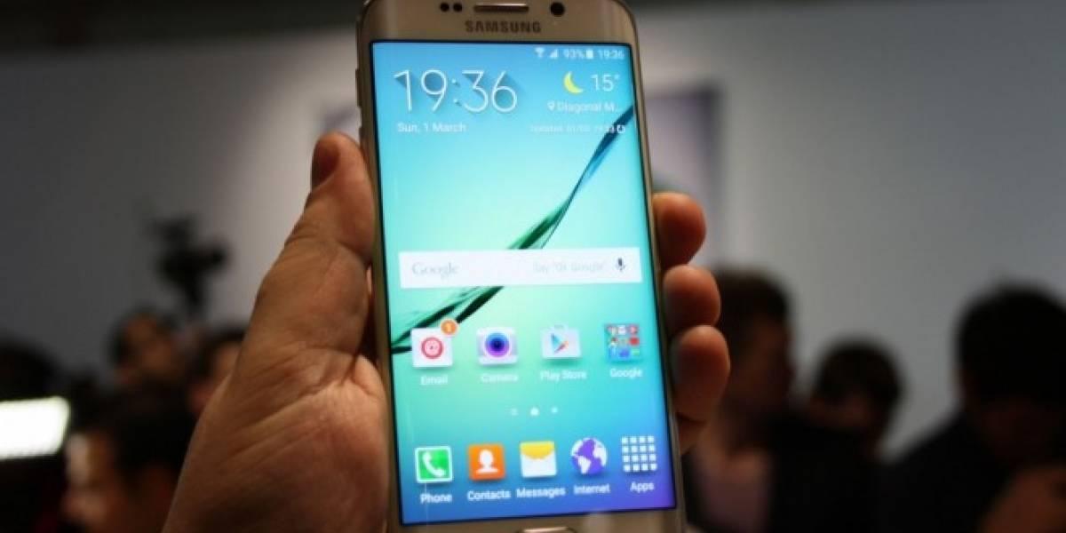 Samsung Galaxy S6 y S6 Edge comienzan a actualizarse a Android 5.1.1 Lollipop