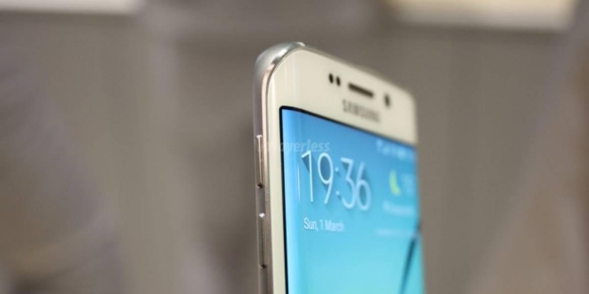 Samsung aumentará producción de pantallas flexibles para el Galaxy S7